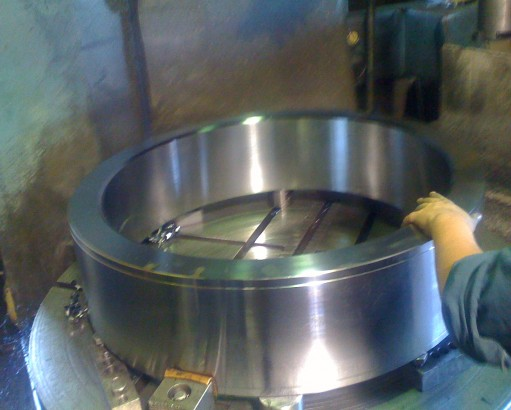 Large Diameter Turning
